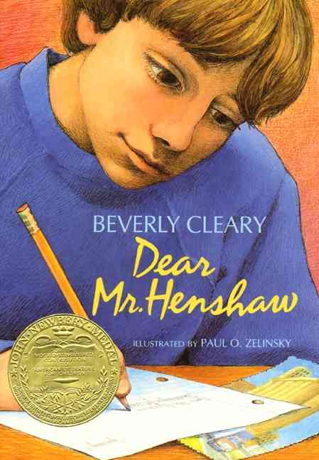 Dear Mr. Henshaw By Cleary, Beverly/ Zelinsky, Paul O. (ILT)/ Juvenile Collection (Library of Congress)